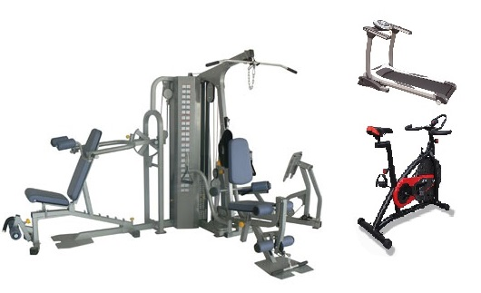 Lote 1  Gym Home (Completo)