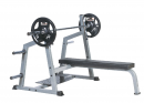 Press banca con soporte para discos. CT 2042
